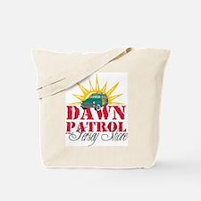 Dawn Patrol at the Jersey Short Tote Bag