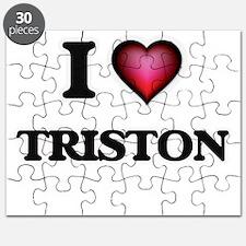 I love Triston Puzzle