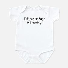 Dispatcher in Training Infant Bodysuit
