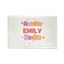 Emily Rectangle Magnet