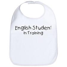 English Student in Training Bib