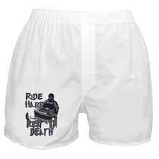 Ride Hard Boxer Shorts