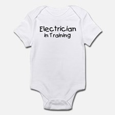 Electrician in Training Onesie