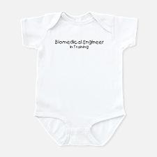 Biomedical Engineer in Traini Infant Bodysuit