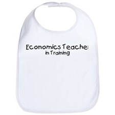 Economics Teacher in Training Bib