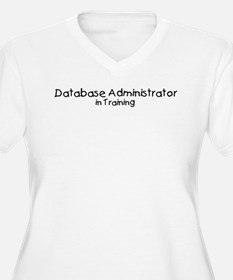 Database Administrator in Tra T-Shirt
