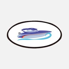 Speed Boat Patch