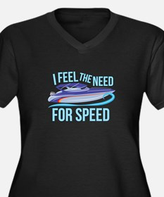Need Speed Plus Size T-Shirt