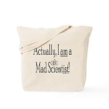 Unique Scientist Tote Bag