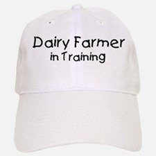 Dairy Farmer in Training Baseball Baseball Cap
