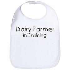 Dairy Farmer in Training Bib