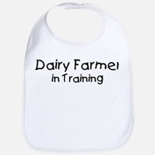 Dairy Farmer in Training Bib