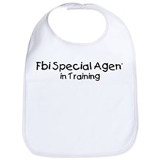 Fbi Special Agent in Training Bib