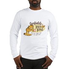 Java Joint Garfield Long Sleeve T-Shirt