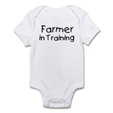 Farmer in Training Infant Bodysuit