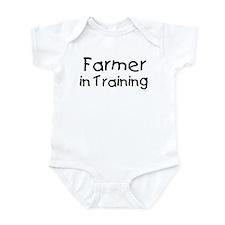 Farmer in Training Onesie