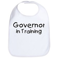 Governor in Training Bib