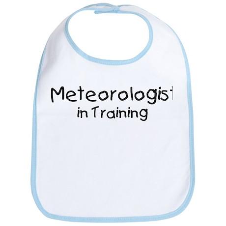 Meteorologist in Training Bib