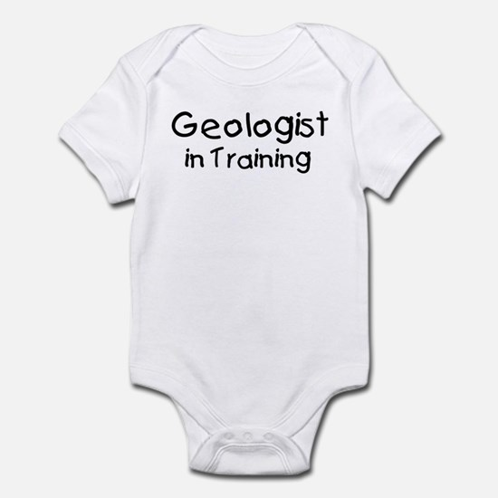 Geologist in Training Infant Bodysuit