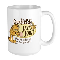 Java Joint Garfield Mug
