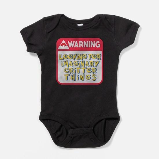 Cute Imaginary Baby Bodysuit