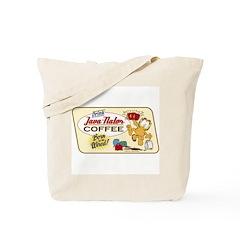 Java-nator Garfield Tote Bag