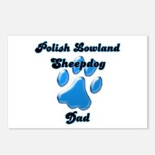 Lowland Dad3 Postcards (Package of 8)