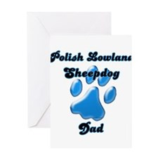 Lowland Dad3 Greeting Card