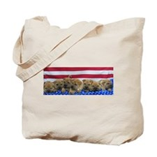 SevenFlagPei Tote Bag