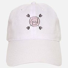 Flower Girl Personalized Cap