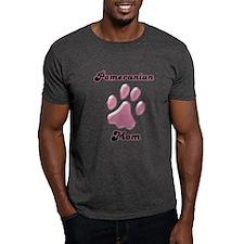 Pomeranian Mom3 T-Shirt