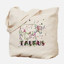 TAURUS Skies Tote Bag