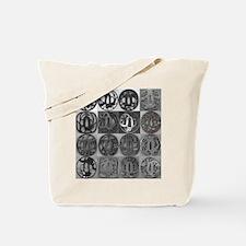 Mantis sukashi designs Tote Bag