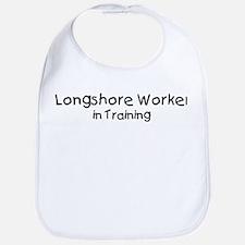 Longshore Worker in Training Bib