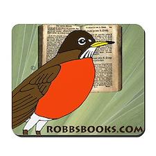 RobbsBooks.com Mousepad