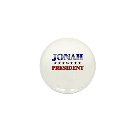 JONAH for president Mini Button