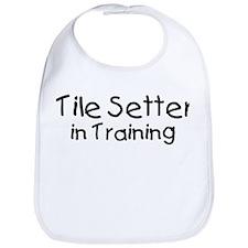 Tile Setter in Training Bib