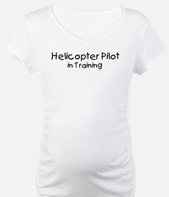 Helicopter Pilot in Training Shirt