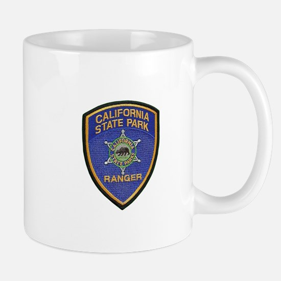 California State Park Ranger Mugs