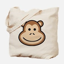 Cute Apes and babes Tote Bag