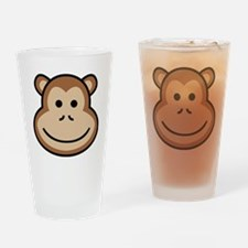 Unique Apes and babes Drinking Glass
