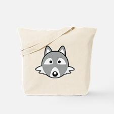Cute Raccoon birthday Tote Bag