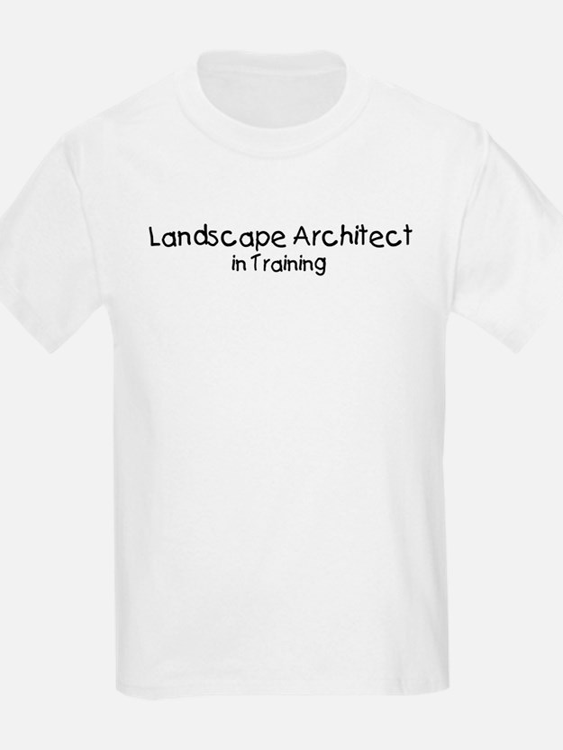 Architect In Training Kids Clothing – Landscape Architect Training