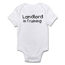 Landlord in Training Infant Bodysuit