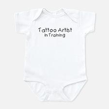 Tattoo Artist in Training Onesie