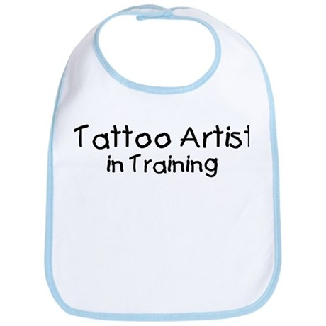 Tattoo artist in training bib by yourprofession for Tattoo apprenticeship programs