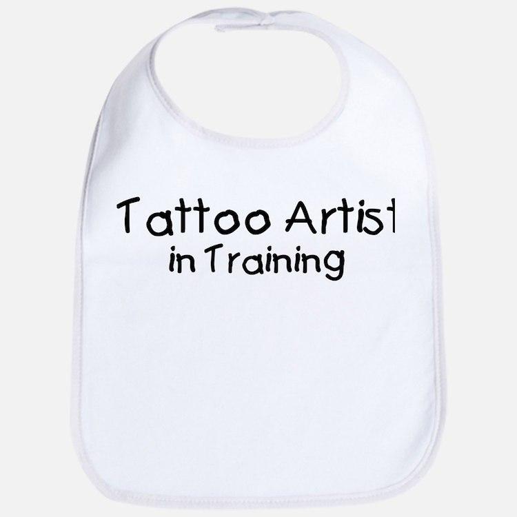 Tattoo baby bibs tattoo bibs burp cloths for Tattoo artist education courses