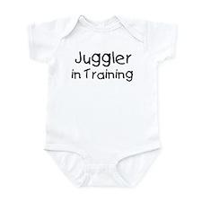 Juggler in Training Onesie