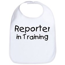 Reporter in Training Bib