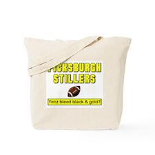 Picksburgh Stillers Tote Bag